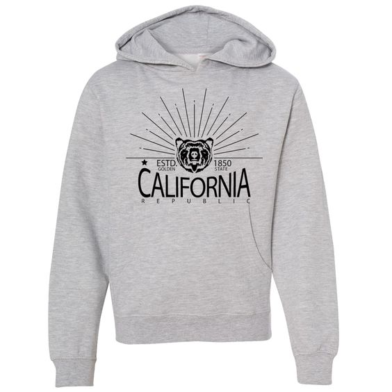 California Golden State Hoodie FD8F0