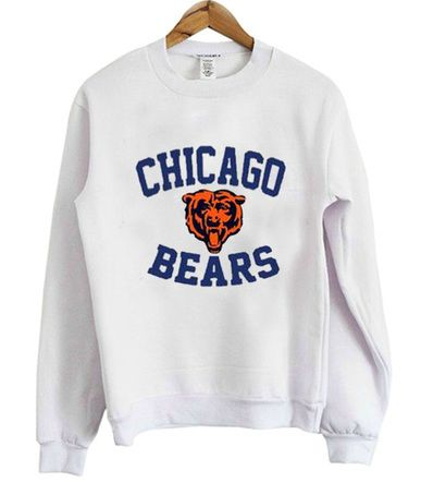 Chicago Bears Sweatshirt FD4F0