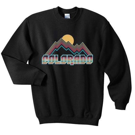 Colorado sweatshirt FD4F0