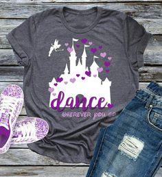 Disney Castle Tshirt EL1F0