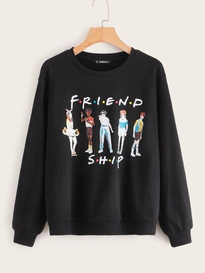 Friend Ship Sweatshirt FD8F0