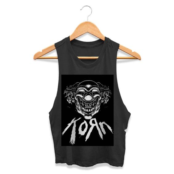 Korn Logo Tanktop FD10F0