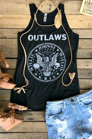 The Outlaws TankTop FD10F0