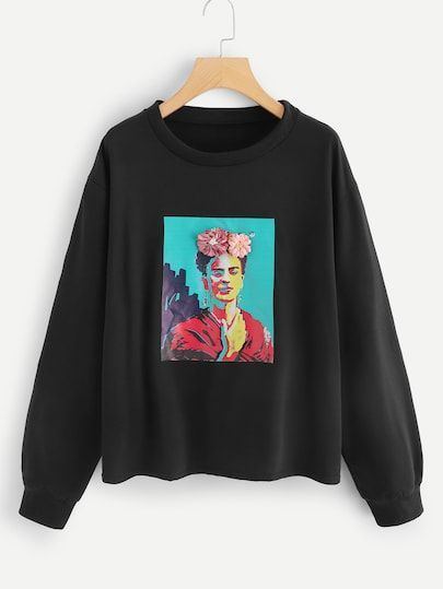 WaterColour sweatshirt FD8F0