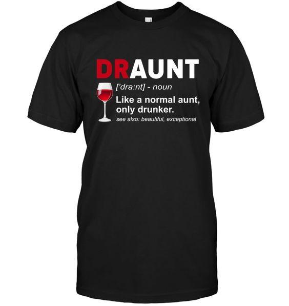 Wine Draunt T-Shirt ND10F0