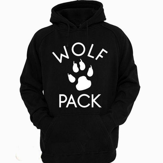 Wolf Pack Hoodie FD8F0