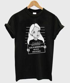 Alice in Wonderland Tshirt AS16M0