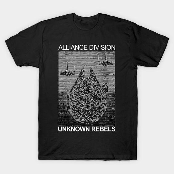 Alliance Division T-Shirt AF26M0