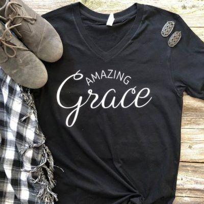 Amazing Grace T Shirt RL3M0