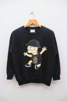 Bart Simpson Sweatshirt TU20M0