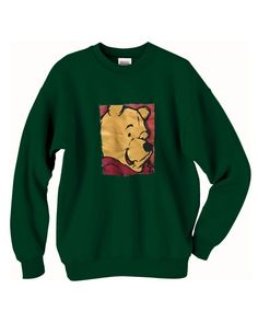 Best Classic Pooh Sweatshirt TU20M0