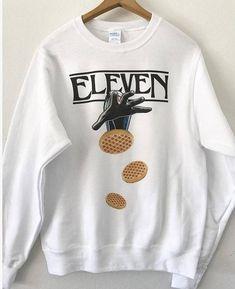 Eleven Stranger Sweatshirt TU20M0