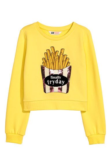 Finally Frydat Sweatshirt TU20M0
