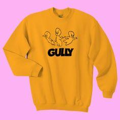 Gully Casper Sweatshirt TU20M0