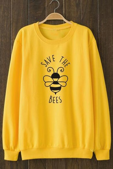 Save The Bees Sweatshirt TU20M0
