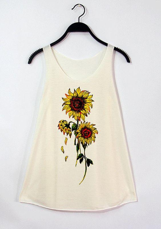 Sunflower tanktop FY2M0