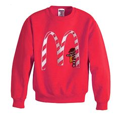 Vintage Mc Donald Sweatshirt TU20M0