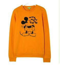 Vintage Mickey Mouse Sweatshirt TU20M0
