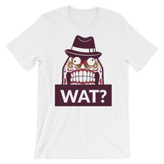 Wat Skull Tshirt AS16M0