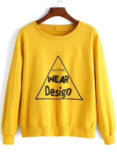 Wear Design Sweatshirt TU20M0