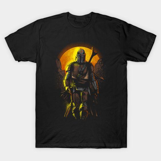 Wild Space T-Shirt AF28M0