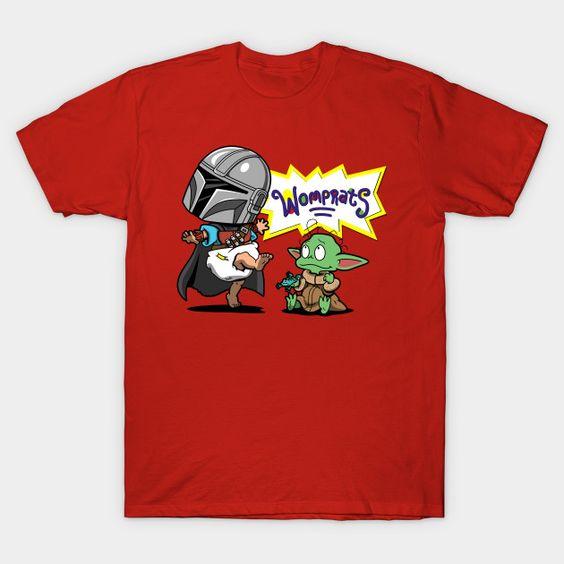 Womprats T-Shirt AF28M0