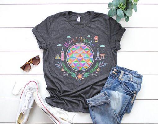 World Traveler T-Shirt FY2M0