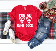 You Go Glen Coco Tshirt TU2M0