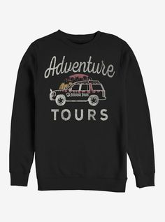 AdvAdventure Car Tours Sweatshirt AS9A0enture Car Tours Sweatshirt AS9A0
