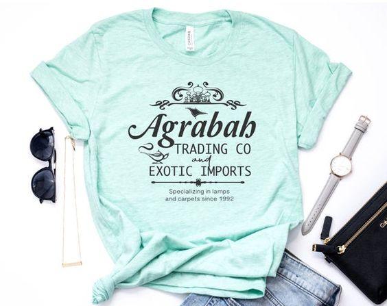 Agrabah Trading Co Aladdin T Shirt AF13A0