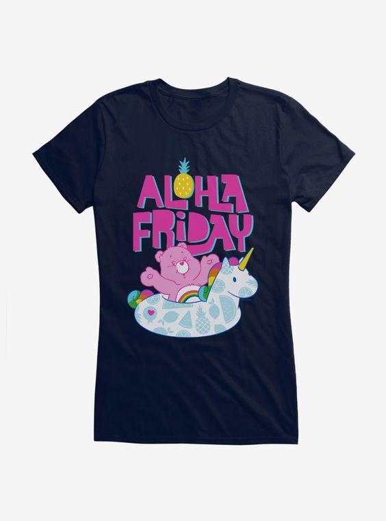 Aloha Friday Tshirt ND6A0