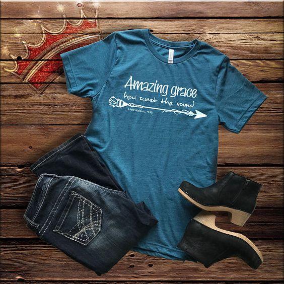 Amazing Grace T Shirt AF13A0