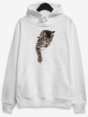 Animal Prints Hoodie Ty17A0