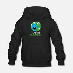 Earth Day Hoodie TY17A0