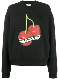 Fiorucci Cherries Sweatshirt AS9A0