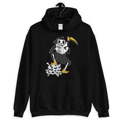 Grim Reaper Hoodie TY17A0