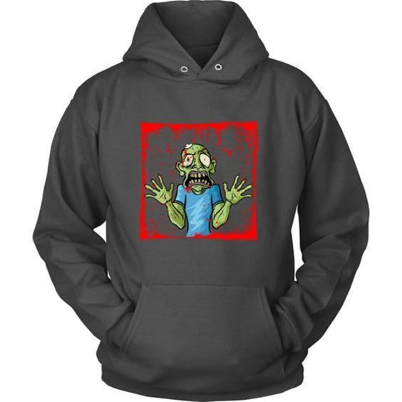 Run for Your Life Hoodie TY17A0
