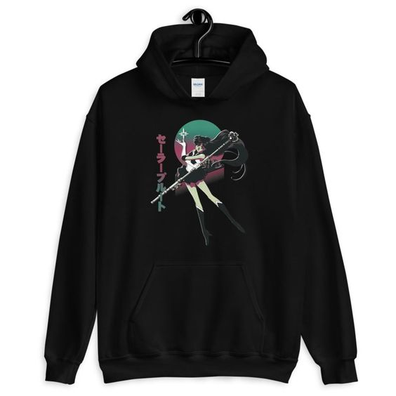 Sailor Pluto Hoodie TY17A0