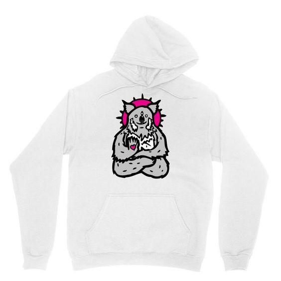 Spiritual Koala Hoodie TY17A0