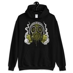 Stoner Gas Mark Hoodie TY17A0