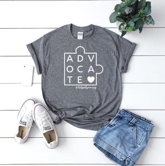 Advocate Teacher Tshirt AS30JN0