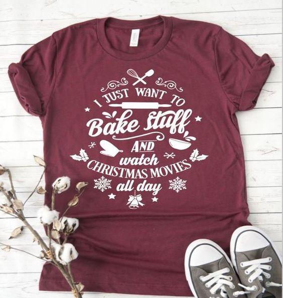 Bake Stuff Tshirt AS30JN0