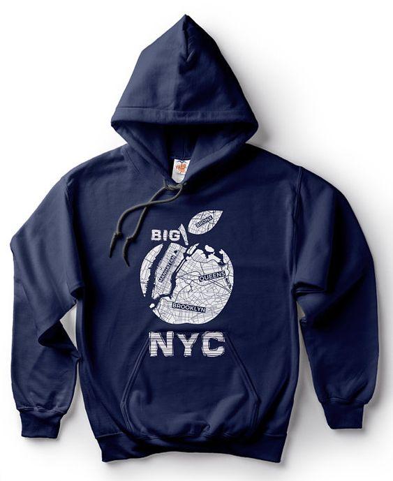 Big Apple Hoodie LI22JN0