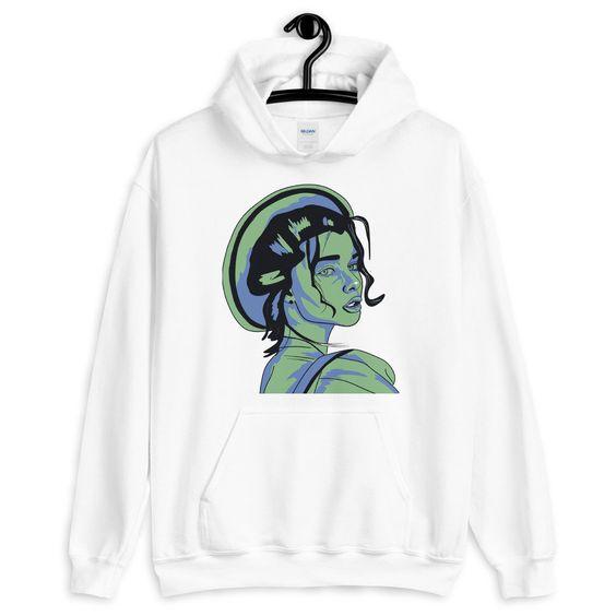 Green Goddess Hoodie LI22JN0