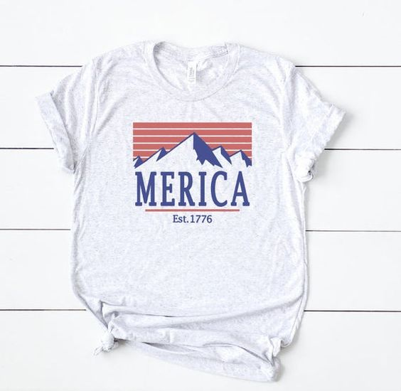 America Shirt ZR8JL0