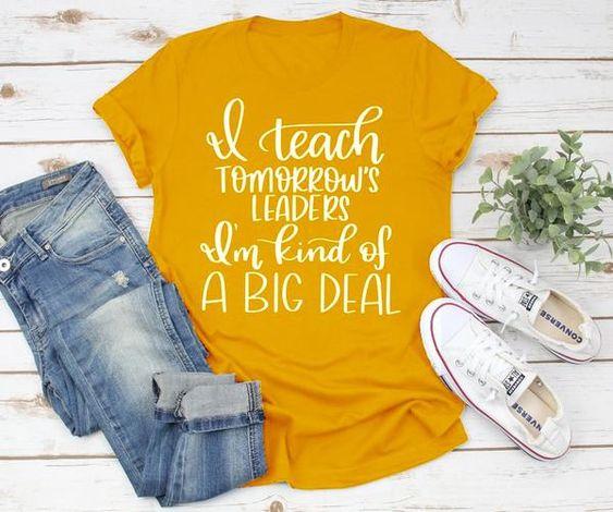 Big Deal T-Shirt AN18JL0