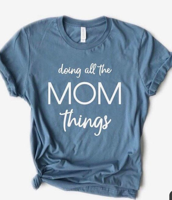 Doing all the mom things Tshirt ZR8JL0