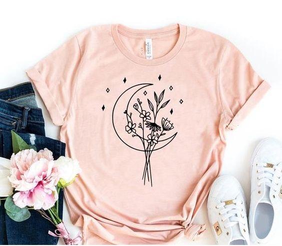 Flowers T-shirt ZR8JL0