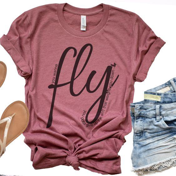 Fly Shirt FD3JL0
