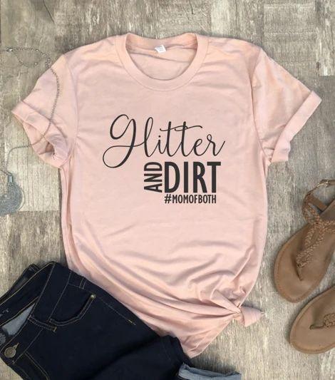 Glitter And Dirt Shirt ZR8JL0